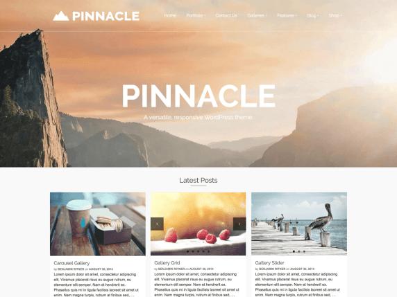 Pinnacle Theme | BGNBuzz