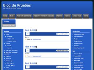 Portal Colorido free wordpress theme
