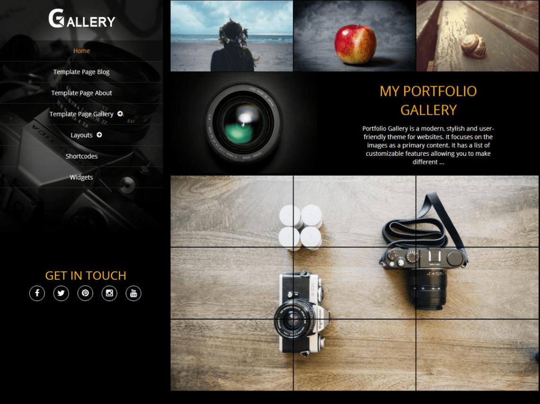 Portfolio Gallery Wordpress Org