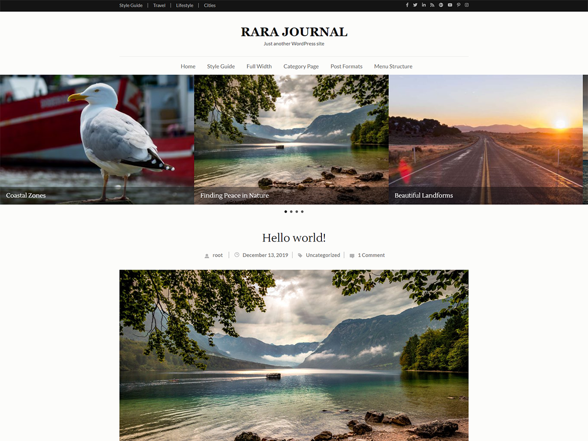Rara Journal
