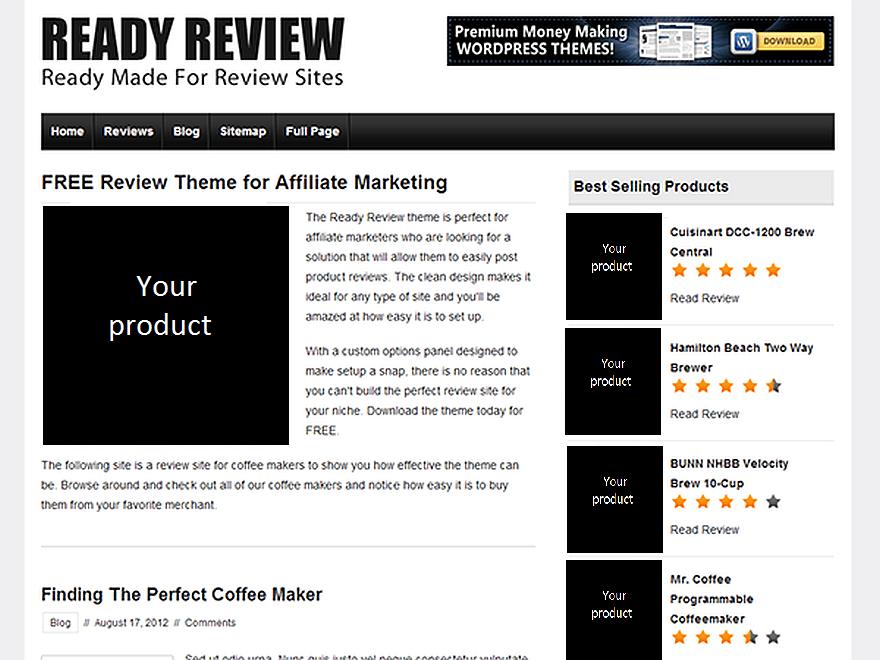Ready Review | WordPress.org