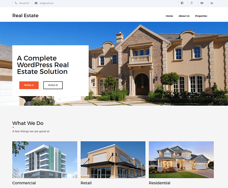 Real Estate Lite