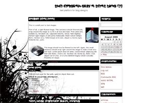 Reclamation wordpress theme
