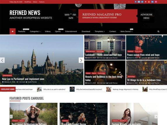 Refined News