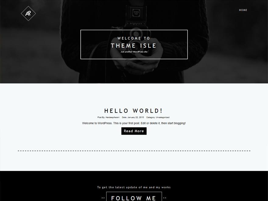 ROKOPHOTO-LITE Portfolio, Biographie, Blog