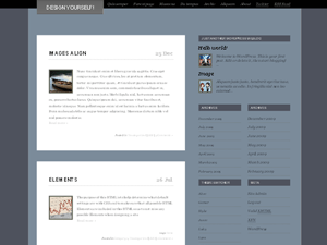 Rostar free wordpress theme