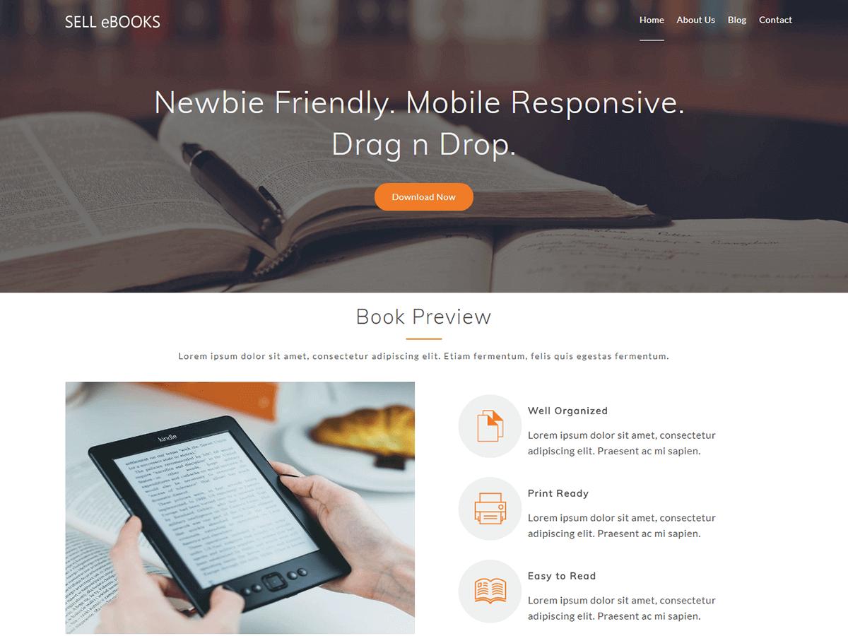 Wordpress Theme Development Ebook