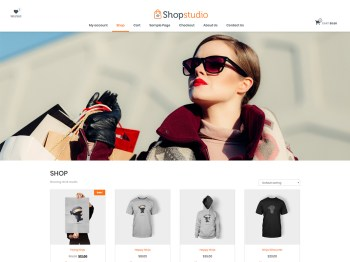 shopstudio child theme