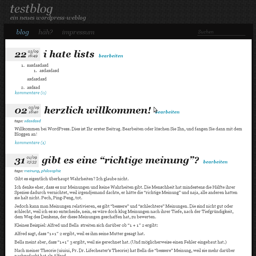 SidebarsSuck free wordpress theme
