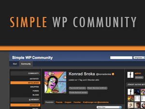 Simple WP Community Theme