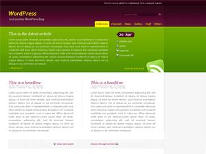 Snag wordpress theme
