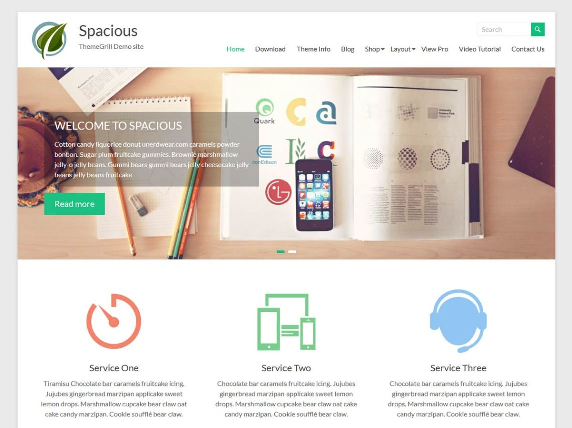 Spacious-business-blog-WordPress-theme-Codethemes