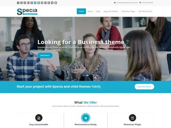 Specia   WordPress.org
