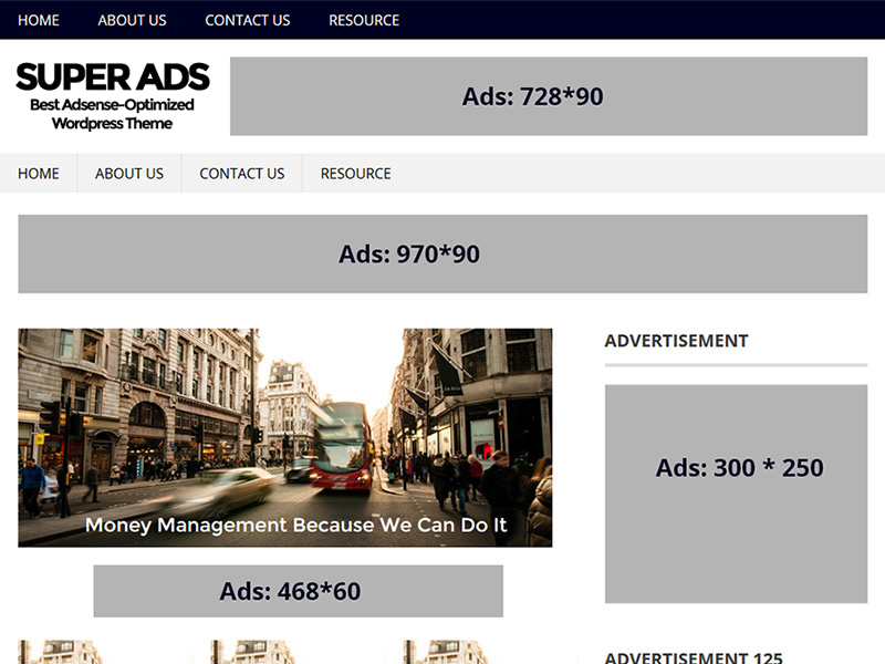 SuperAds Lite | WordPress.org