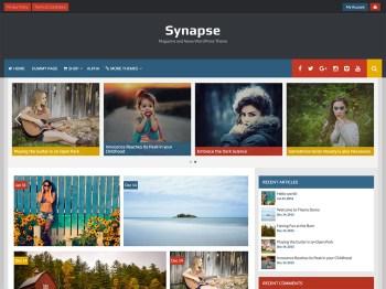 Synapse child theme