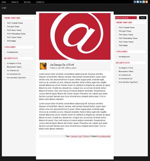 THAT Elite free wordpress theme