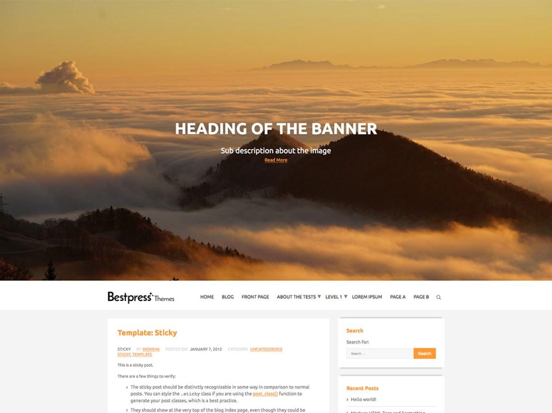 the best blog wordpress org