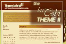 Theme laTobi II