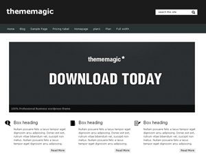 thememagic free wordpress theme