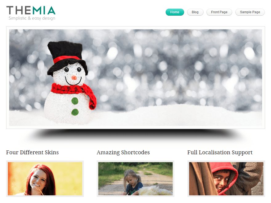 Themia Lite free wordpress theme