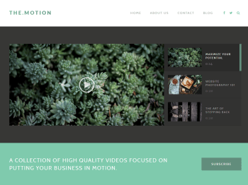 TheMotion Lite child theme