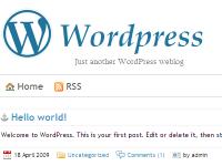 TLight free wordpress theme