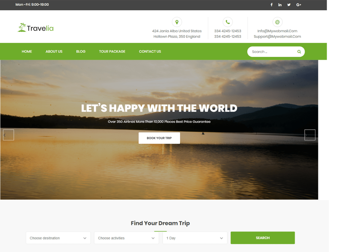 Travelia-free-responsive-travel-WordPress-theme-Codethemes