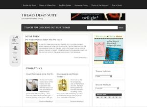 Tuaug4 free wordpress theme