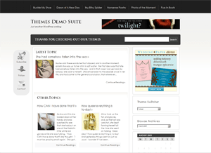 Tuaug4 wordpress theme