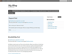 tweaker3 free wordpress theme