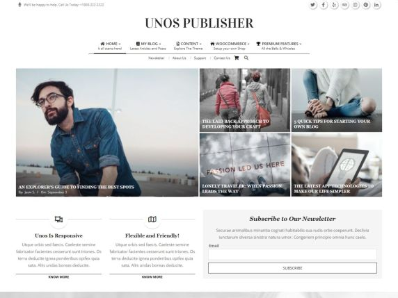 E-Commerce | WordPress org
