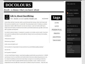 Untitled I free wordpress theme