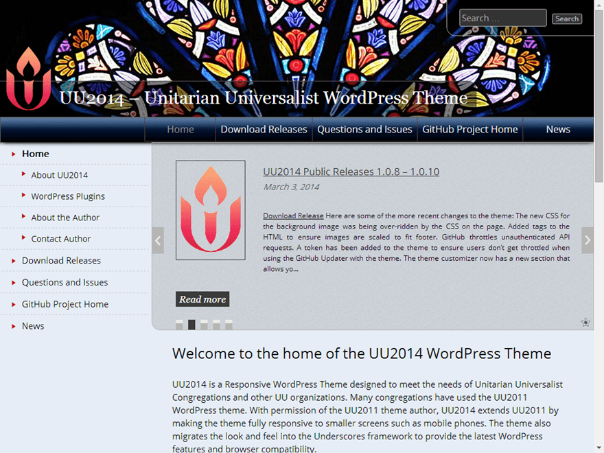 UU 2014 free wordpress theme