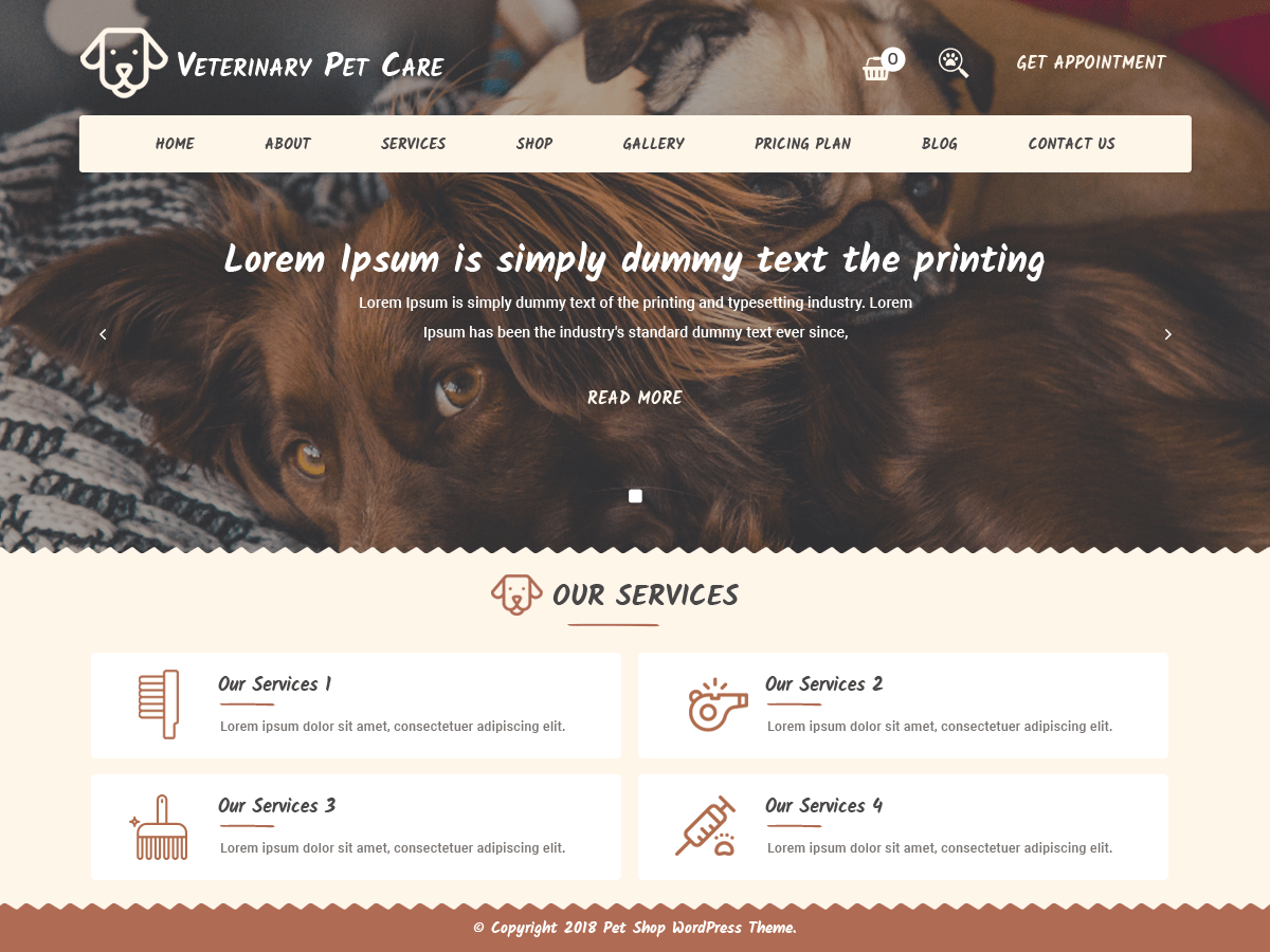 Veterinary Pet Care