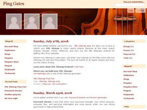 Violinesth Forever wordpress theme