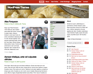 vita free wordpress theme