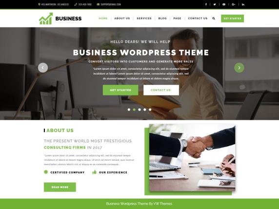 Plantilla a pantalla completa | WordPress.org