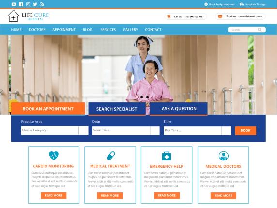 VW hospital Lite   WordPress.org