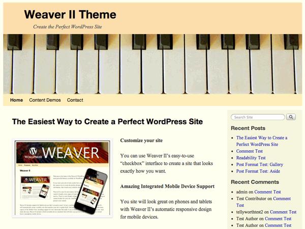 Weaver II