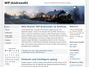 WP-Andreas01 free wordpress theme