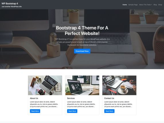 bootstrap | WordPress.org
