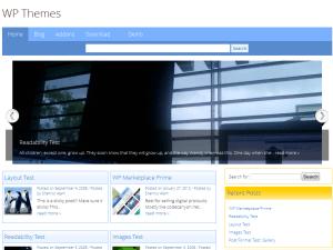 WP Eden free wordpress theme
