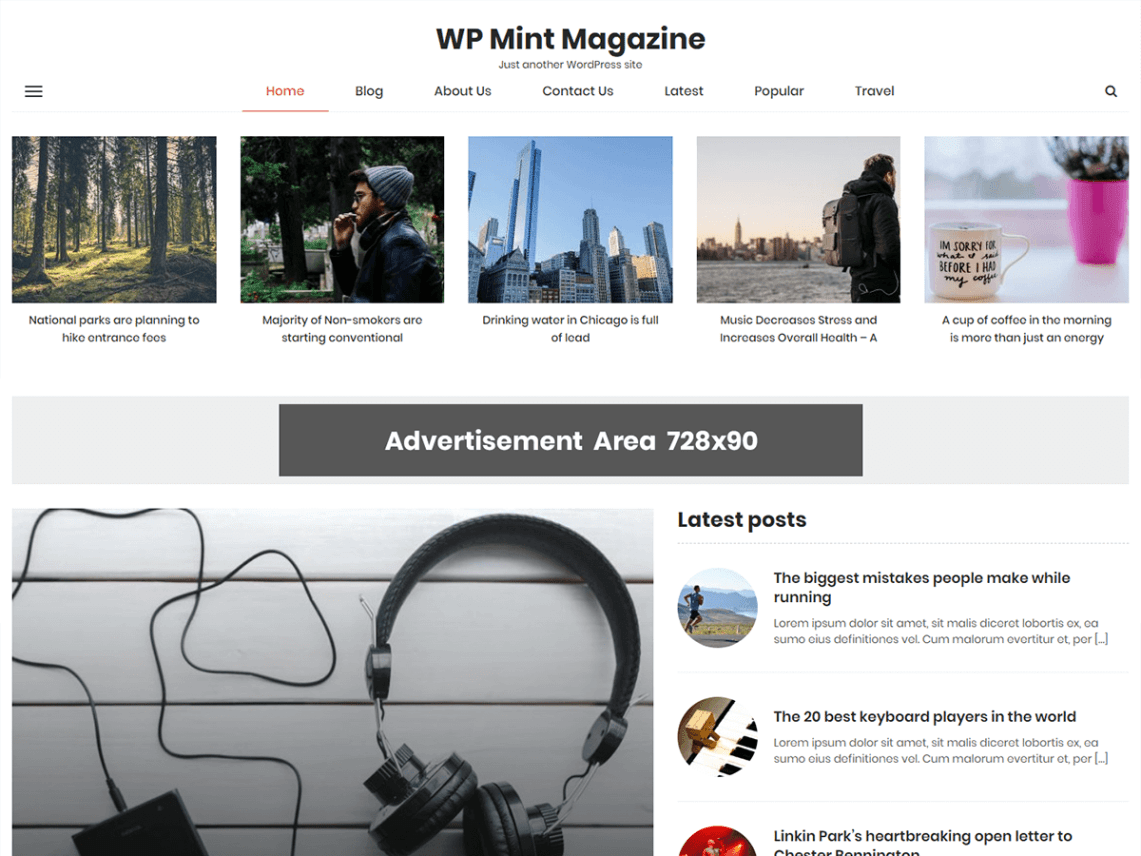 WP Mint Magazine | WordPress.org