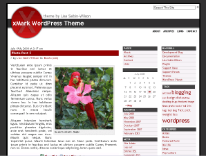 xMark free wordpress theme