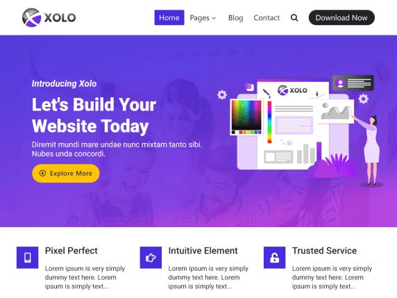 Xolo-best-free-responsive-freelancer-WordPress-themes-Codethemes