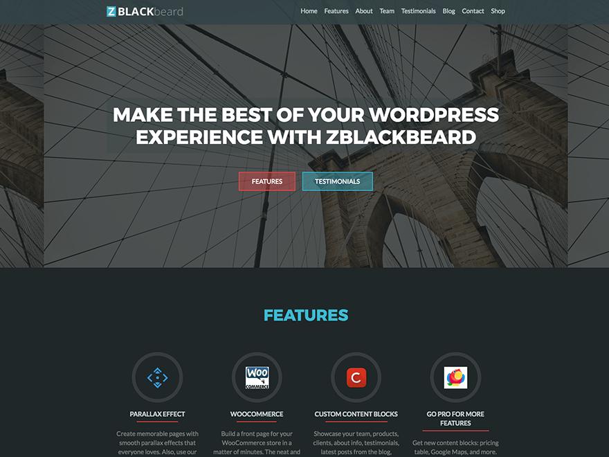 ZBlackbeard | WordPress.org