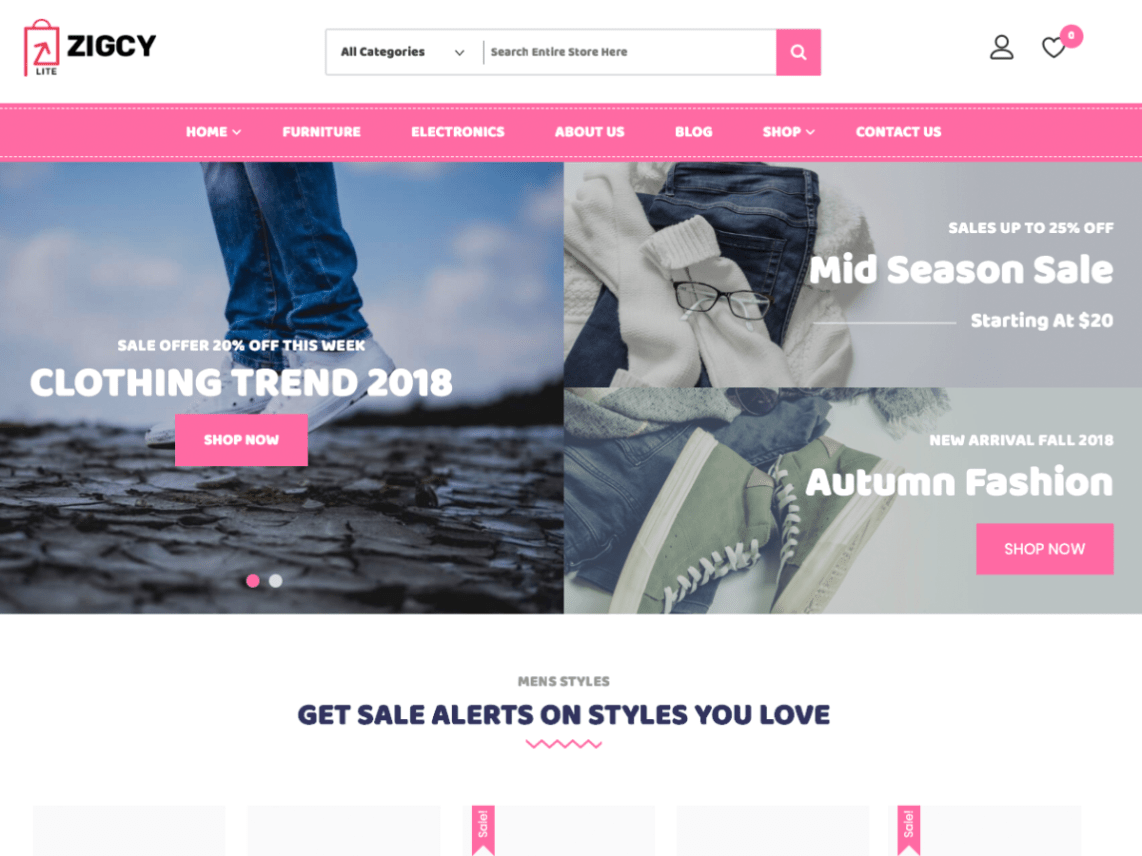 Zigcy-best-top-free-responsive-eCommerce-WordPress-theme-Yudleethemes