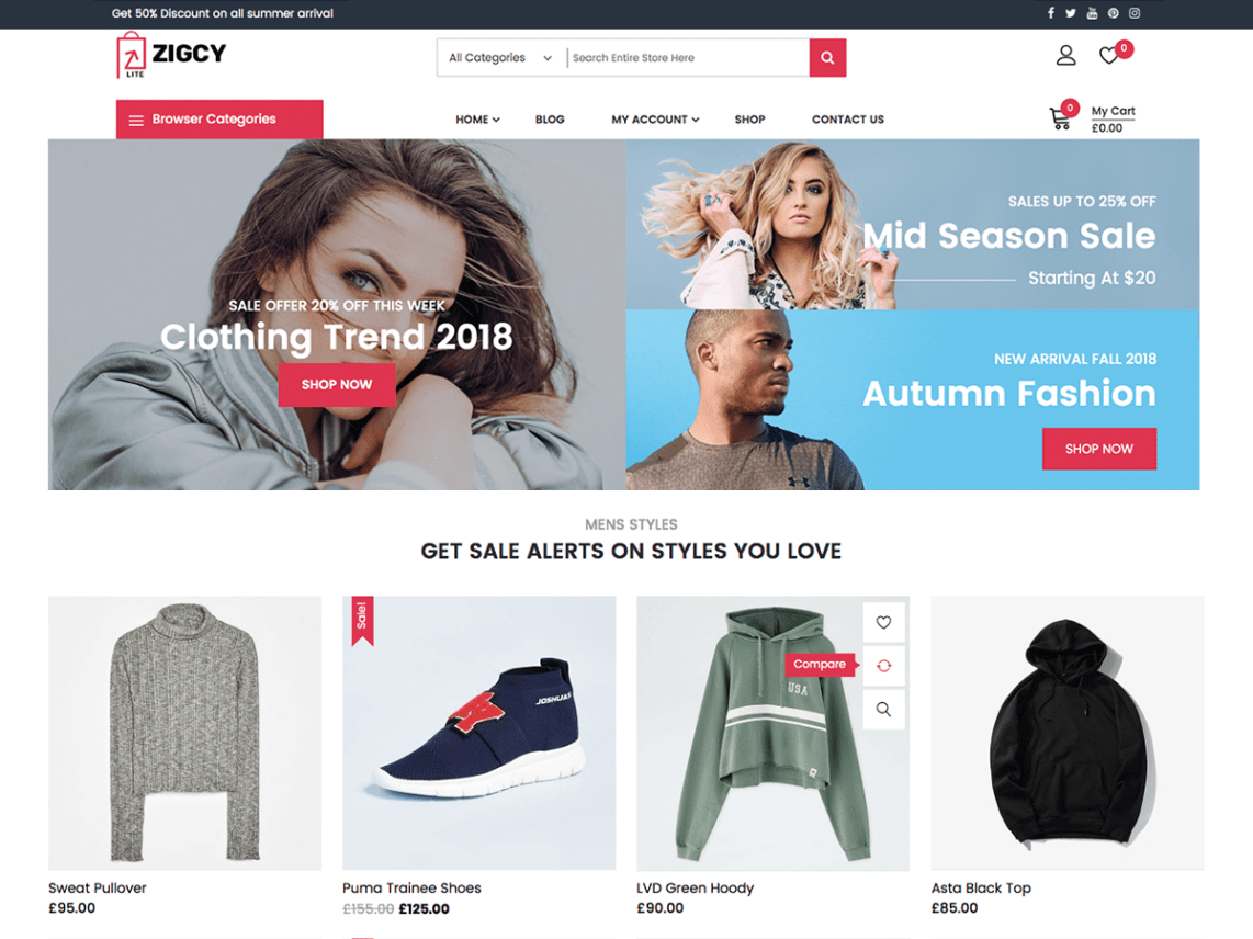 30+ Best Free WordPress Themes 2019 - Mantrabrain Blog