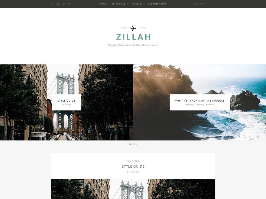 Zillah | WordPress.org