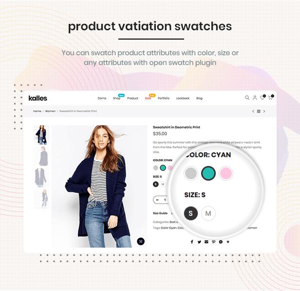Kalles - Clean, Versatile, Responsive Shopify Theme - RTL support - 16